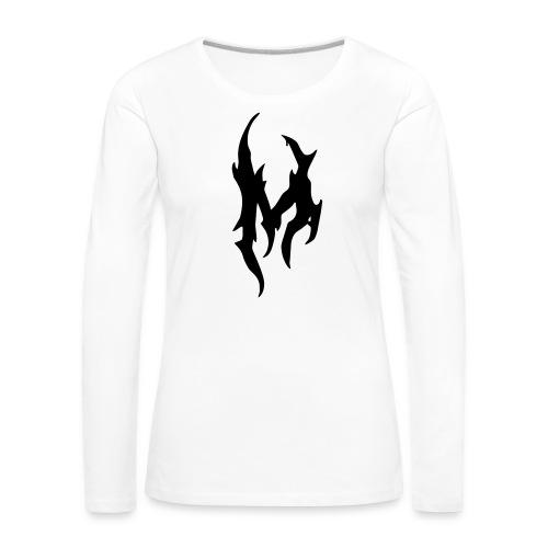 Mantigore M - Frauen Premium Langarmshirt