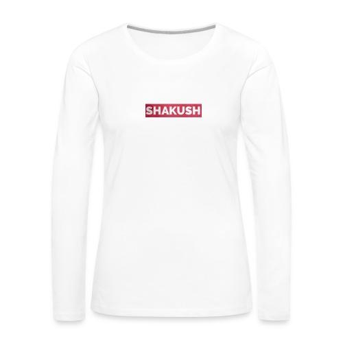 Shakush - Women's Premium Longsleeve Shirt