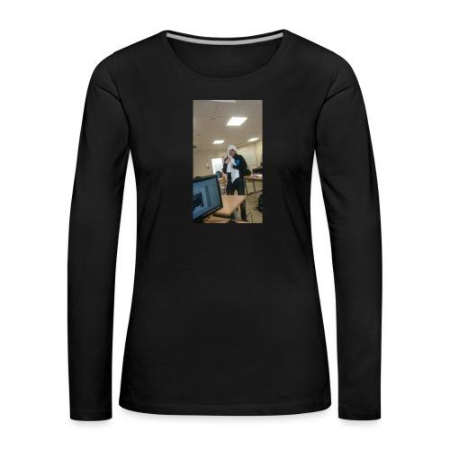Arnaud - Women's Premium Longsleeve Shirt