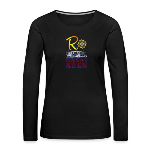 RESOLAINA - Camiseta de manga larga premium mujer
