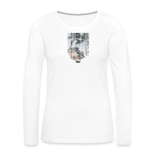 Tropic - Koszulka damska Premium z długim rękawem