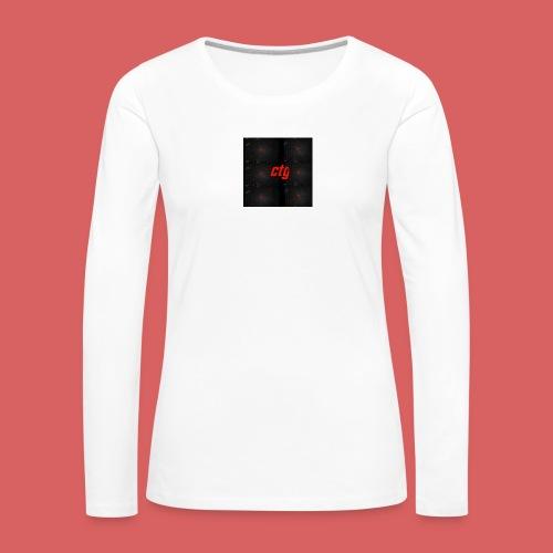ctg - Women's Premium Longsleeve Shirt
