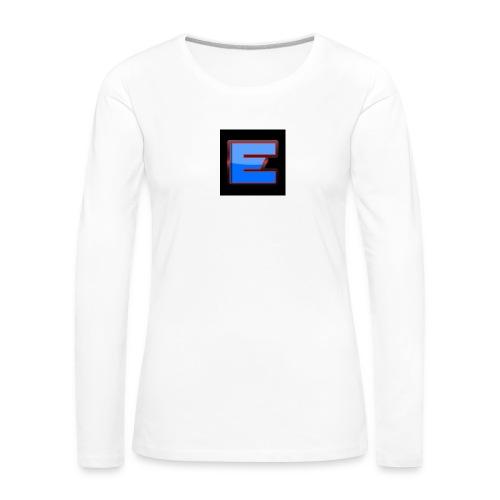 Epic Offical T-Shirt Black Colour Only for 15.49 - Women's Premium Longsleeve Shirt