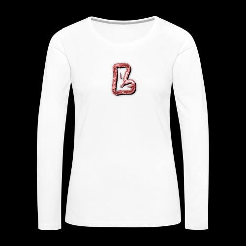 Lucasmex2 - Frauen Premium Langarmshirt