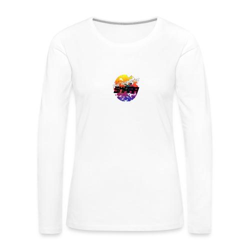 The ting goes SKRAA - Vrouwen Premium shirt met lange mouwen