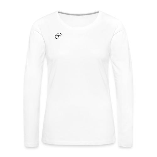 C-Ceaseless sign - Women's Premium Longsleeve Shirt