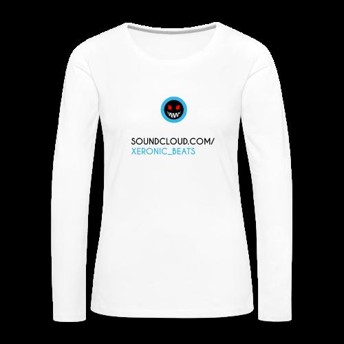 XERONIC LOGO - Women's Premium Longsleeve Shirt