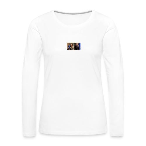 hoesje mobiel - Vrouwen Premium shirt met lange mouwen