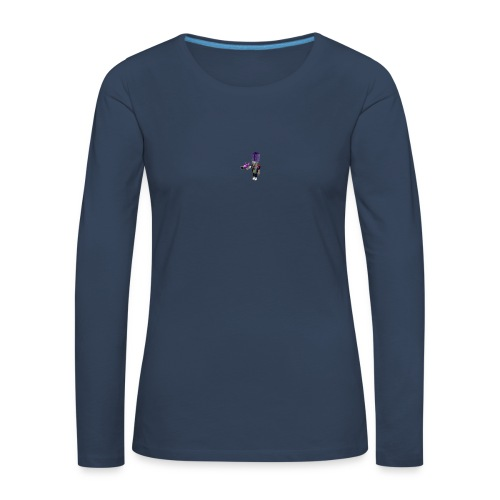 45b5281324ebd10790de6487288657bf 1 - Women's Premium Longsleeve Shirt