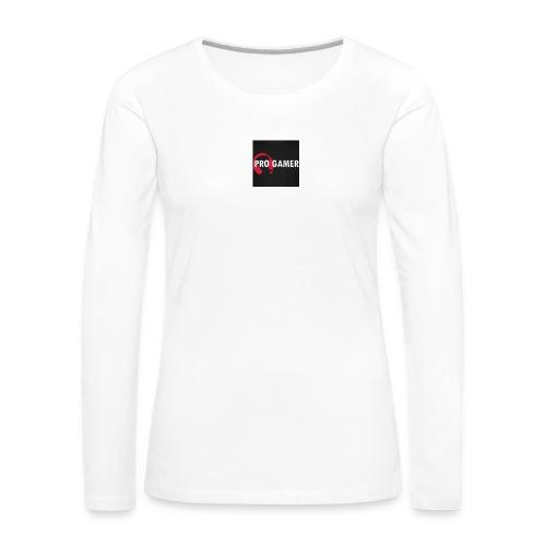 pro gamer magliette maglietta da uomo - Maglietta Premium a manica lunga da donna