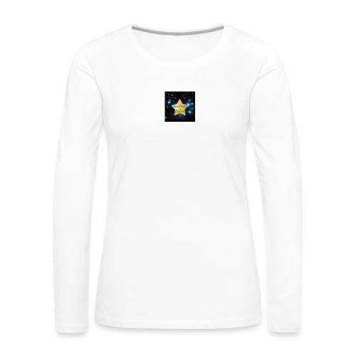 Logo Janvier-Juin 2017 de StarStudio LeLive ! - T-shirt manches longues Premium Femme