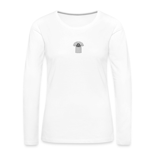 Fr-png - Dame premium T-shirt med lange ærmer
