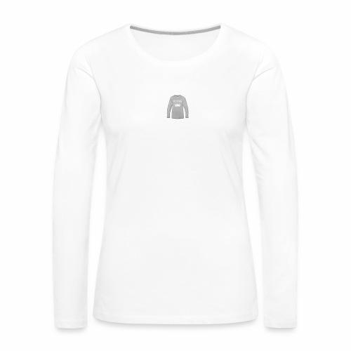 K1ING - t-shirt mannen - Vrouwen Premium shirt met lange mouwen