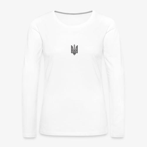 Ukraine - Women's Premium Longsleeve Shirt