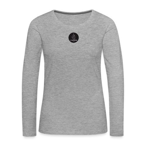 Logo Notte dei falo 3 - Maglietta Premium a manica lunga da donna