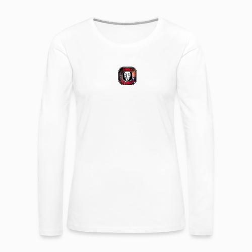 Always TeamWork - Vrouwen Premium shirt met lange mouwen