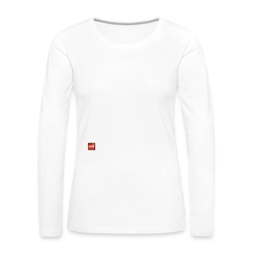 UP Logo de Eray is Online jpg - T-shirt manches longues Premium Femme
