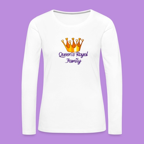 Crown - Women's Premium Longsleeve Shirt