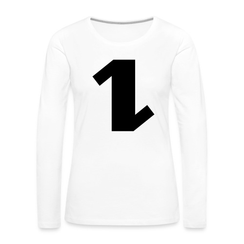 11.51 (collection N1) - Frauen Premium Langarmshirt