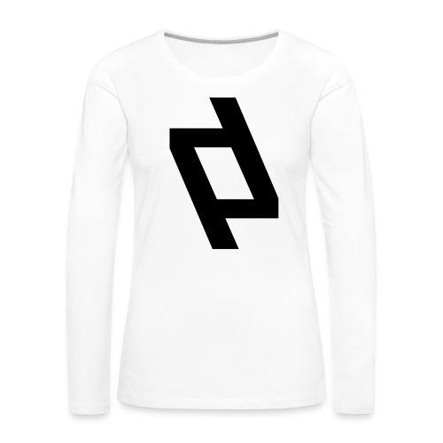 77.57 (collection N1) - Frauen Premium Langarmshirt