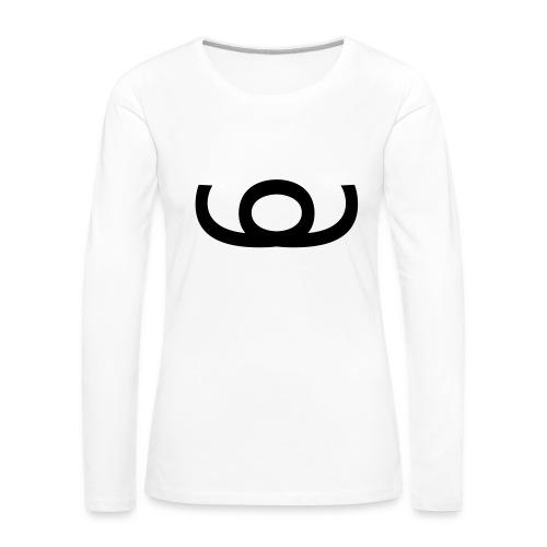 99.60 (collection N1) - Frauen Premium Langarmshirt