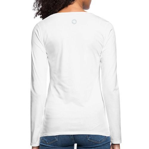 Logo Stamp - Women's Premium Longsleeve Shirt
