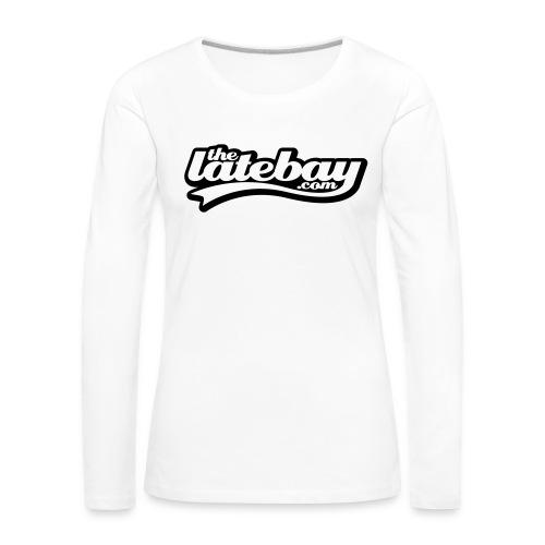 tlb tshirt01 type small 135mm width - Women's Premium Longsleeve Shirt