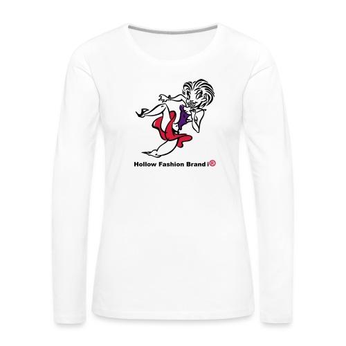 Hollow Fashion Brand i® - Women's Premium Longsleeve Shirt