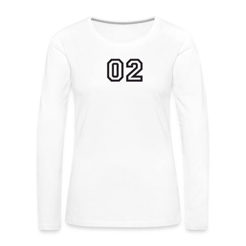 Praterhood Sportbekleidung - Frauen Premium Langarmshirt