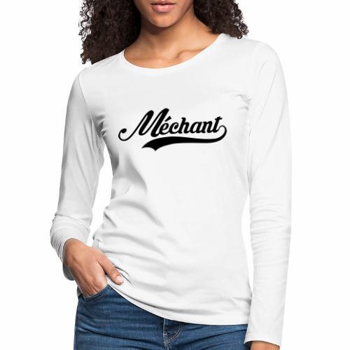 Horus production - T-shirt manches longues Premium Femme