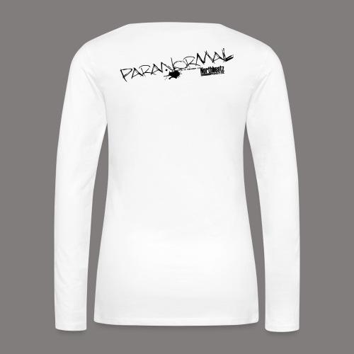 paranormal - Frauen Premium Langarmshirt