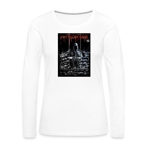 Phonomanie House of Horrors Edition - Frauen Premium Langarmshirt