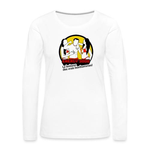 Energy 3000 - T-shirt manches longues Premium Femme
