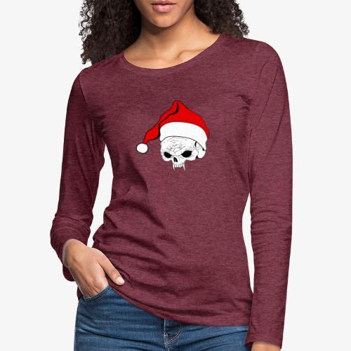 pnlogo joulu - Women's Premium Longsleeve Shirt