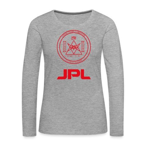 Synical Space - Women's Premium Longsleeve Shirt