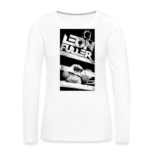Leon Fuller fanshirt - Women's Premium Longsleeve Shirt