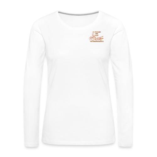 Prinzessin - Frauen Premium Langarmshirt