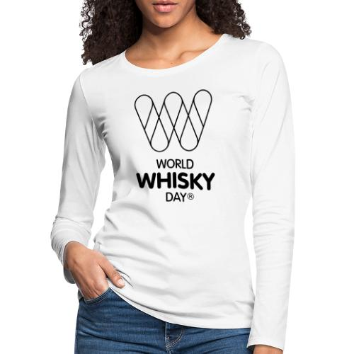 WWD logo - Women's Premium Longsleeve Shirt