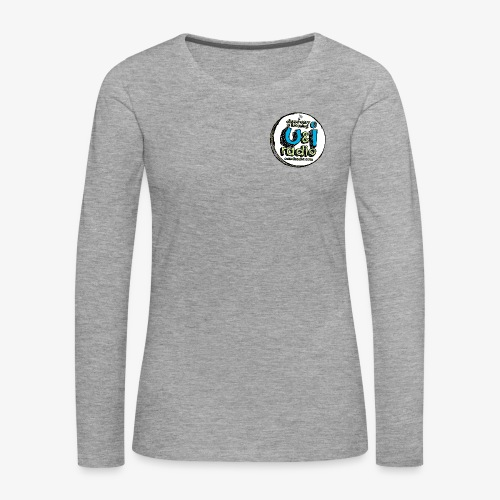 U & I Logo - Women's Premium Longsleeve Shirt
