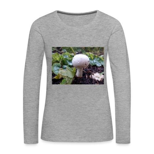 Pilz - Frauen Premium Langarmshirt