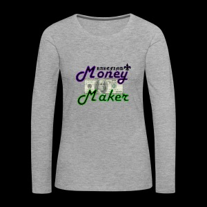 RF MONEY MAKER - Women's Premium Longsleeve Shirt