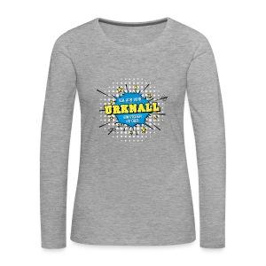 Rüdis Urknall - Frauen Premium Langarmshirt