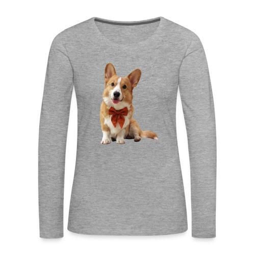 Bowtie Topi - Women's Premium Longsleeve Shirt