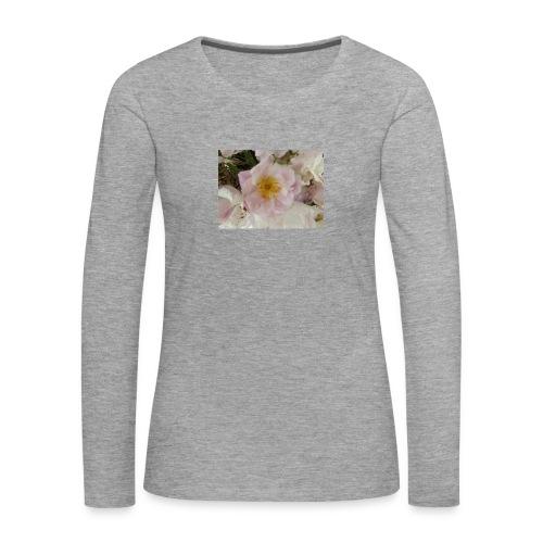 Fraîcheur d'été. - T-shirt manches longues Premium Femme