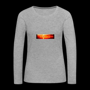 Flight Unlimited - Frauen Premium Langarmshirt