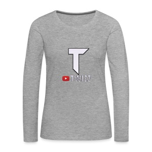 Twizz Youtube - Women's Premium Longsleeve Shirt