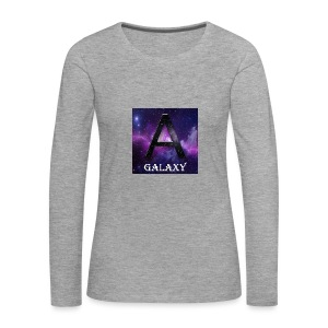 AwL Galaxy Products - Women's Premium Longsleeve Shirt