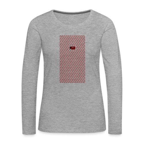 Long Cruiser - T-shirt manches longues Premium Femme