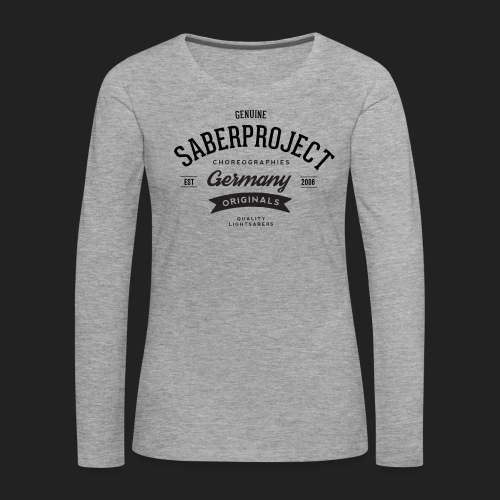 SP Originals - Frauen Premium Langarmshirt