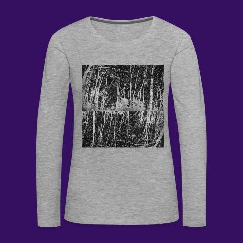 Düsterwald - Frauen Premium Langarmshirt